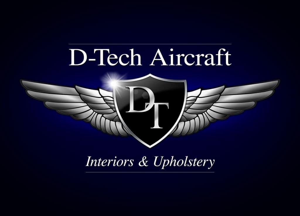 D-Tech Air Logo Creation