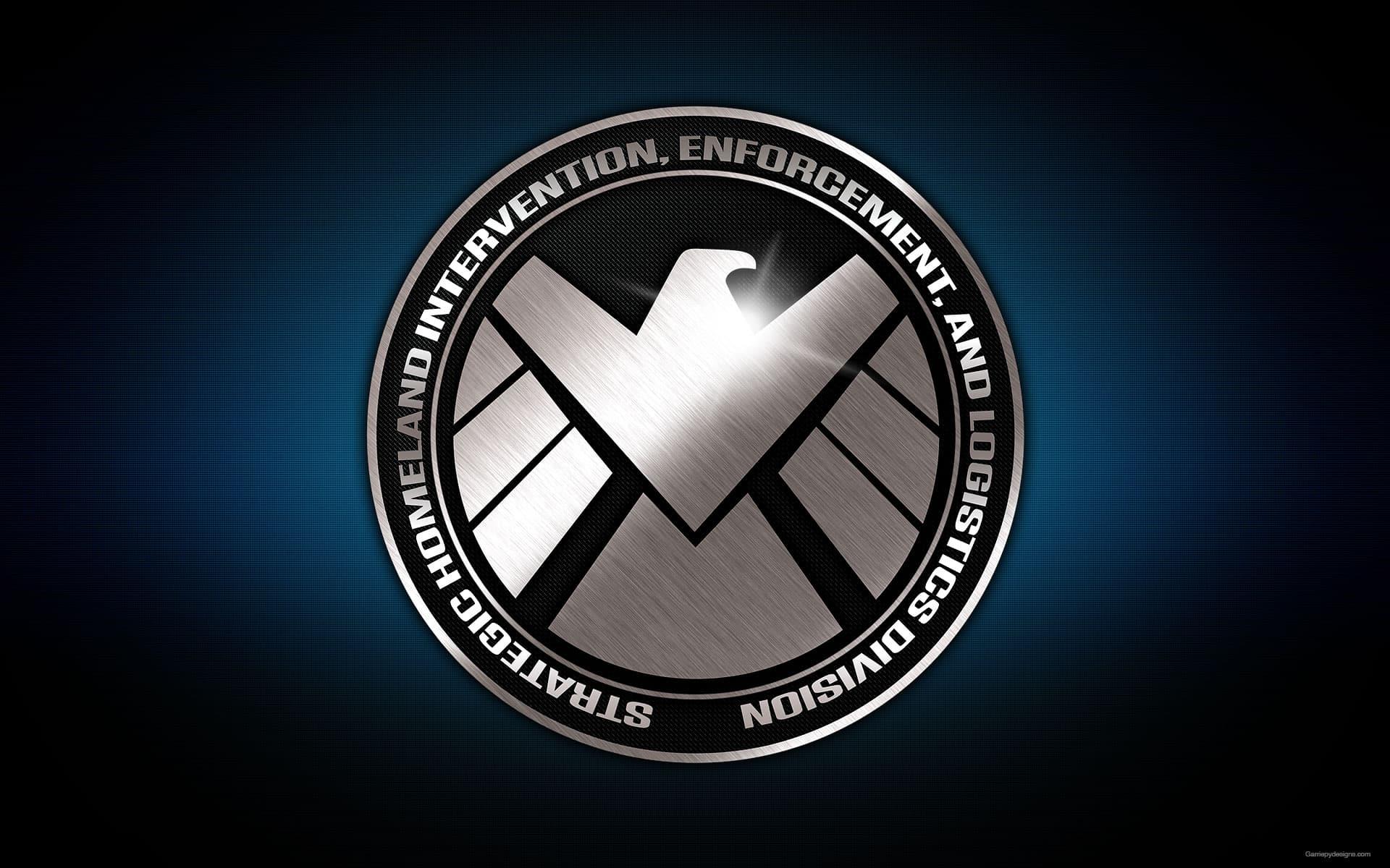 Strategic Homeland Intervention, Enforcement, and Logistics Division Logo