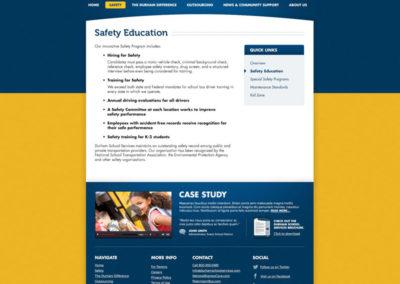 Safety - Safety Education